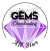 GEMS CHEERLEADING ALLSTAR SANNOIS Logo