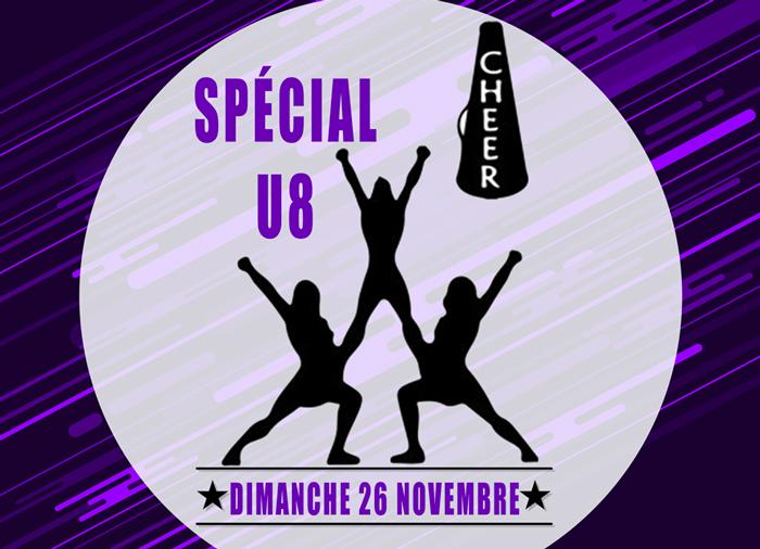 Cheer Camp Special U8